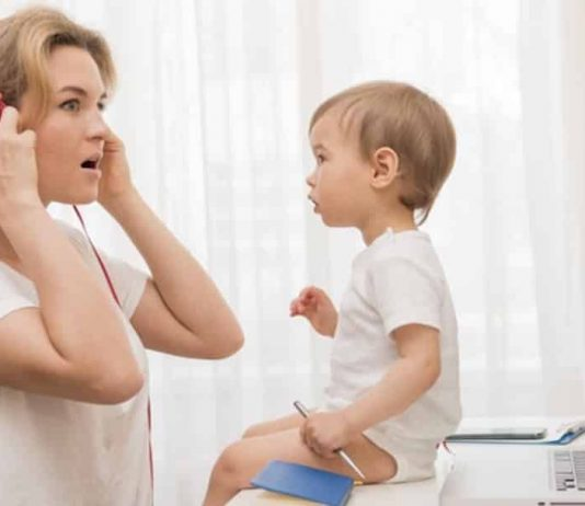 Bébé et musique