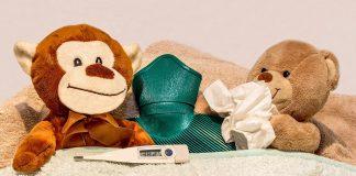 Enfant – Divers petits maux d'hiver