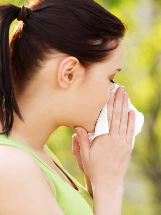 L'allergie doit être déctectée le plus tôt possible
