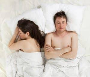Le couple et le sexe ne font pas toujours bon ménage...