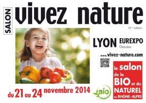 Vivez nature la sant du bio for Salon vivez nature