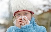 Un gros rhume doit se soigner.