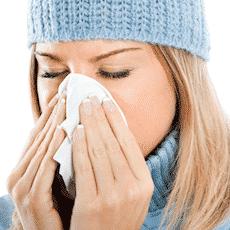 Le rhume est une maladie virale