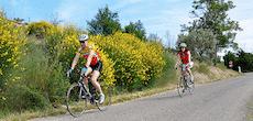 Le cyclotourisme exige une préparation adaptée