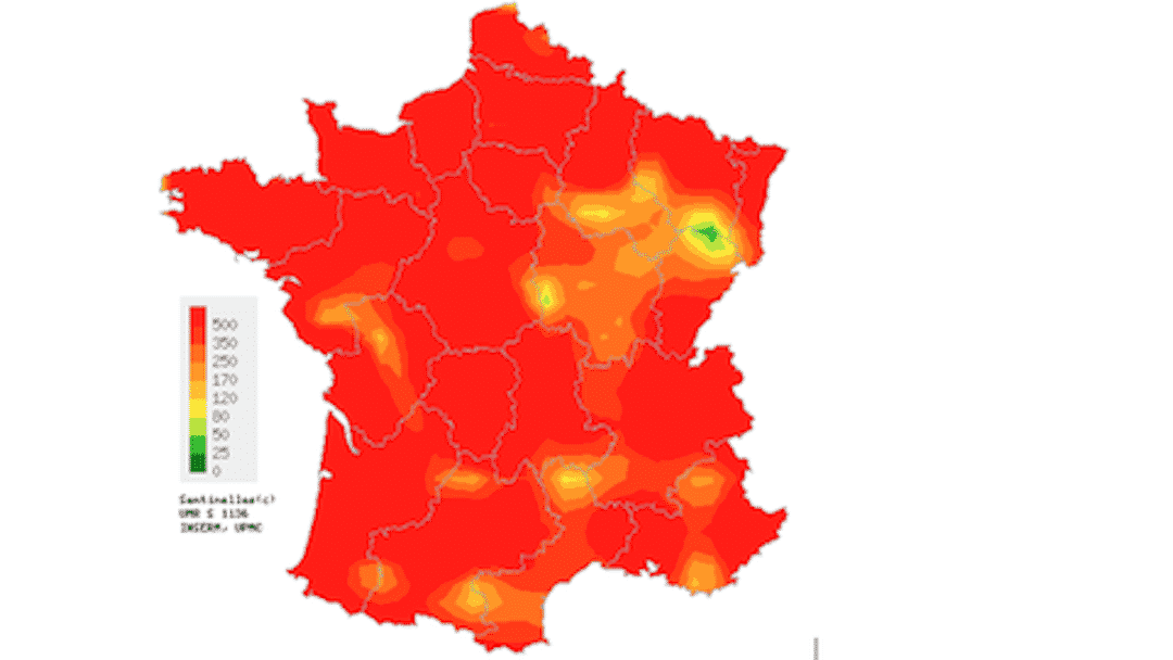 La grippe fait des ravages en France