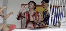 Docteur clown fête des vingt ans.