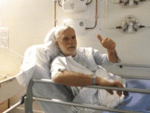 Un opéré de la prostate sous hypnose