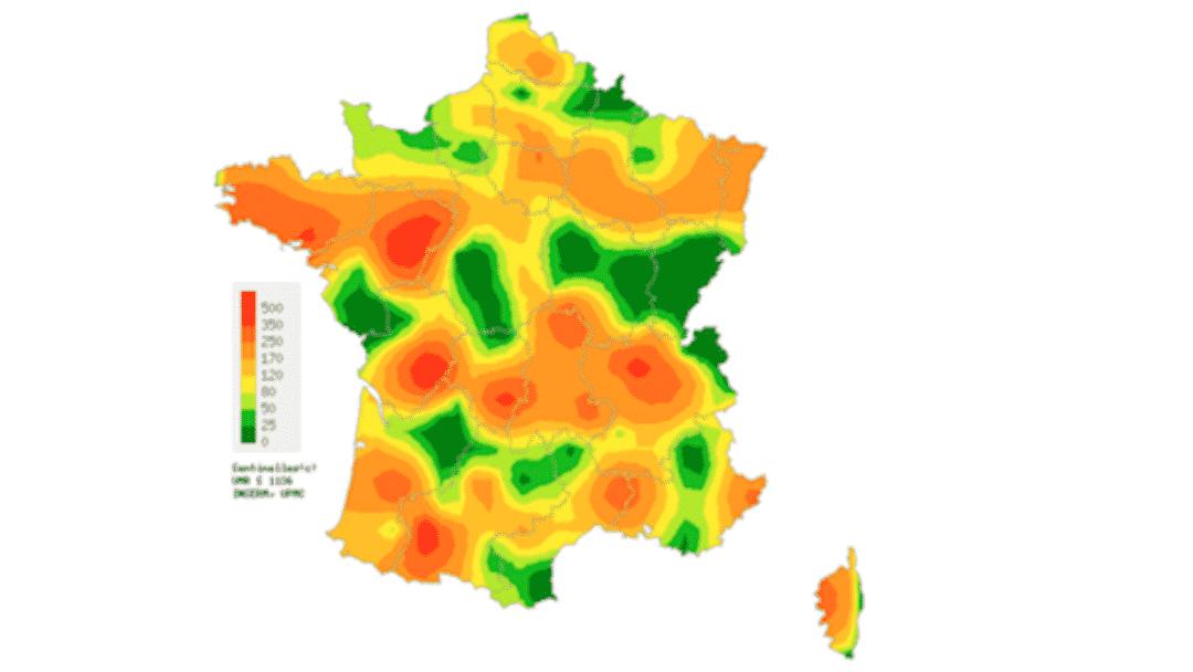 Le virus de la grippe résiste en France