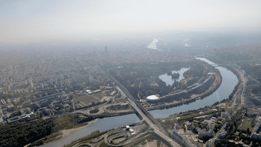 La pollution a baissé en 2014 sur Lyon et sa région