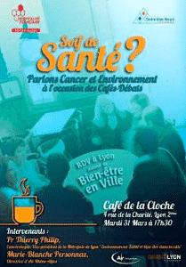 Débattre autour du cancer en compagnie de spécialistes, c'est possible en Rhône-Alpes