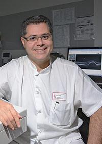 Un ophtalmologue lyonnais spécialiste de la cataracte
