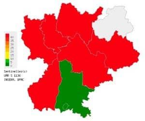 L'épidémie de varicelle s'étend en Rhône-Alpes