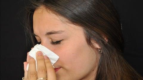 Les allergies au pollen sont souvent à l'origine de crises d'asthme