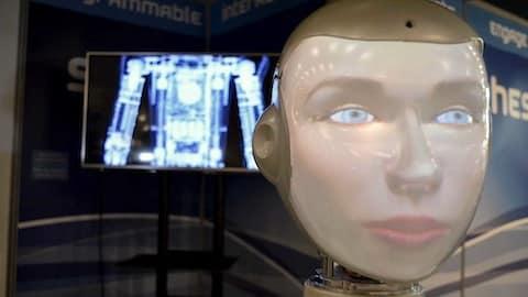 Lyon: le salon Innorobo met le robot au chevet des patients