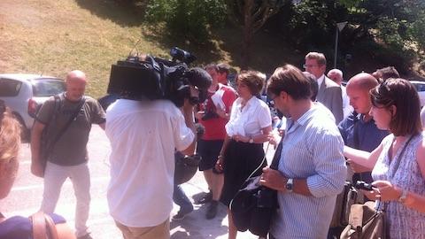 La canicule fait se déplacer la ministre de la santé à Lyon