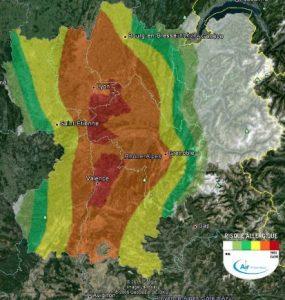 La région Rhône-Alpes vire au rouge sur le front de l'ambroisie