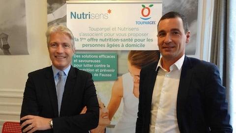 Dénutrition: Toupargel et Nutrisens font cause commune