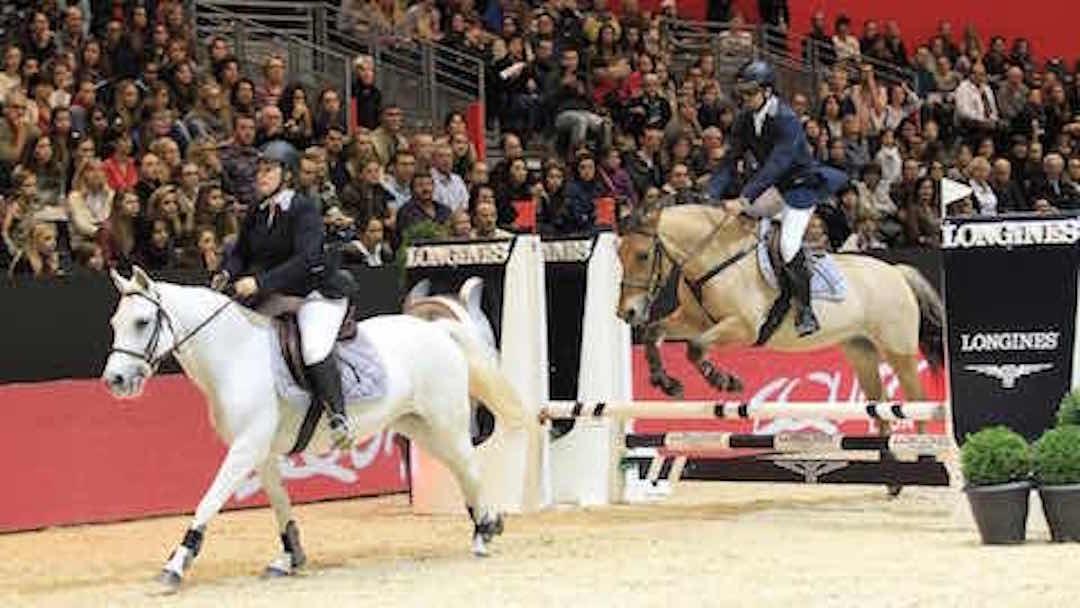 Le cheval et son cavalier doivent prendre soin de leur santé