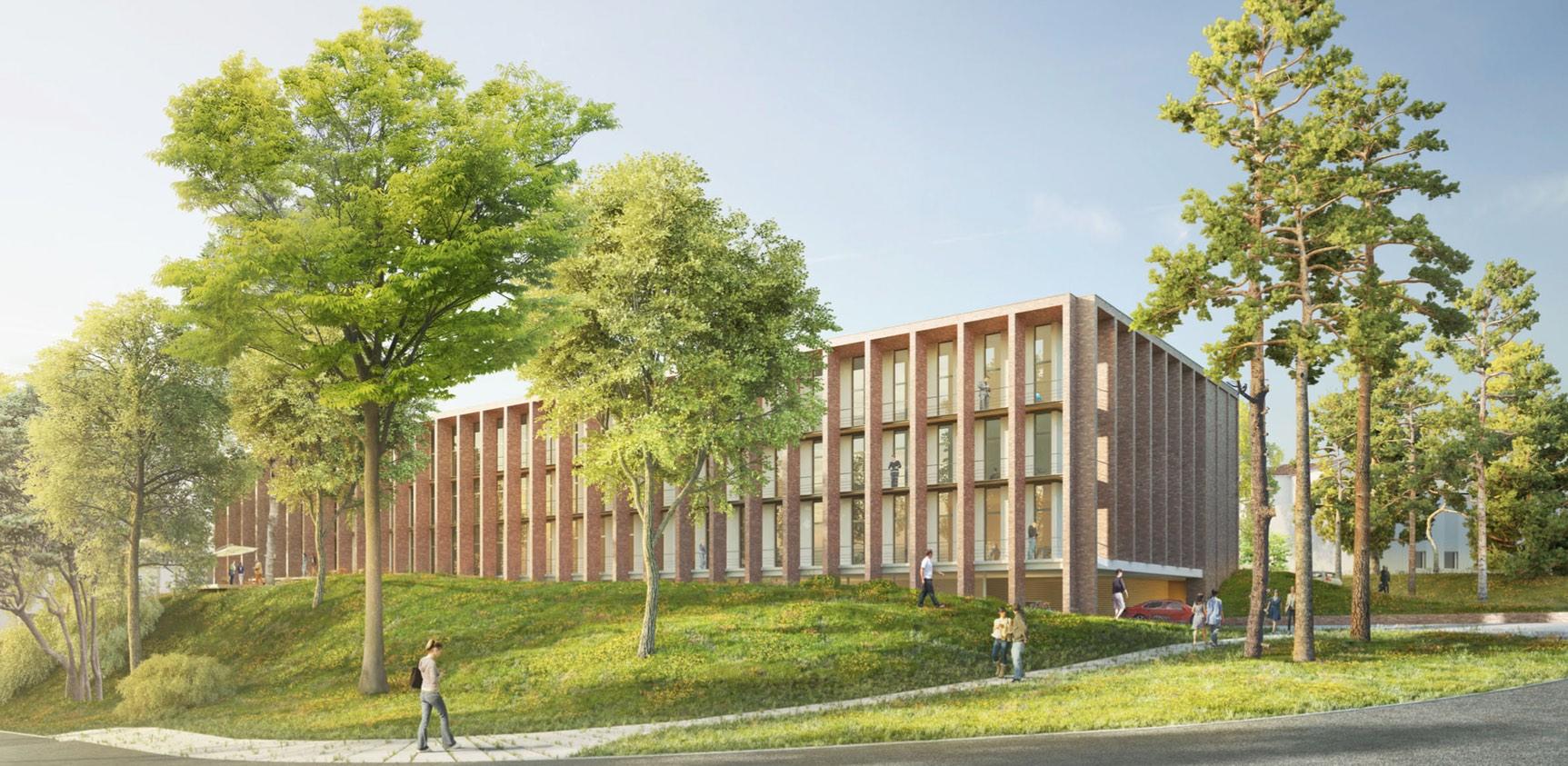 Un centre de recherche ultra moderne sur la nutrition santé à Lyon