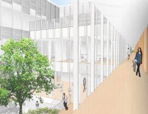 CENS et son nouveau bâtiment ultra moderne