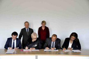 La signature du protocole des urgences psychiatriques sur la Métropole de Lyon