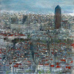 tableau SABAN Jean-David