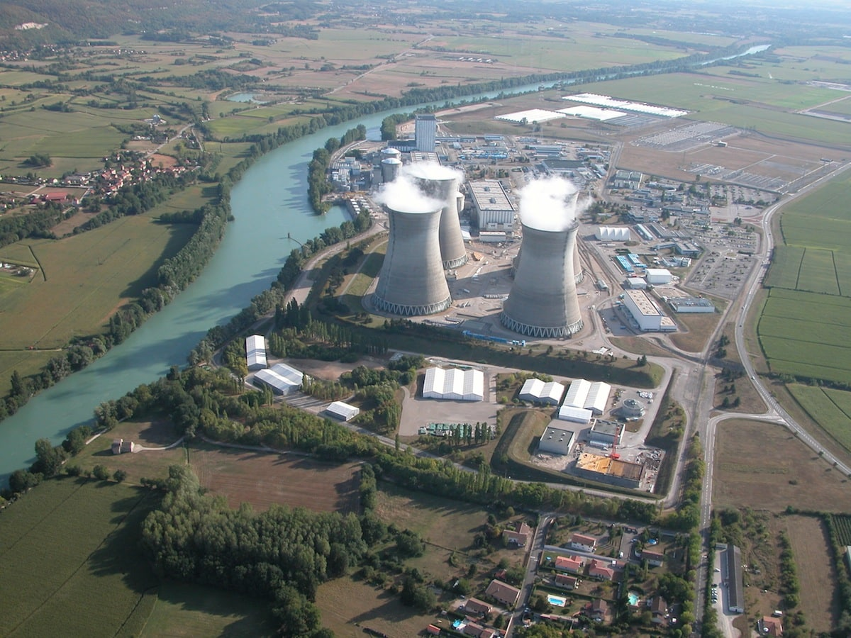 La campagne nationale pour la sécurité nucléaire concerne quatre sites en Rhône-Alpes