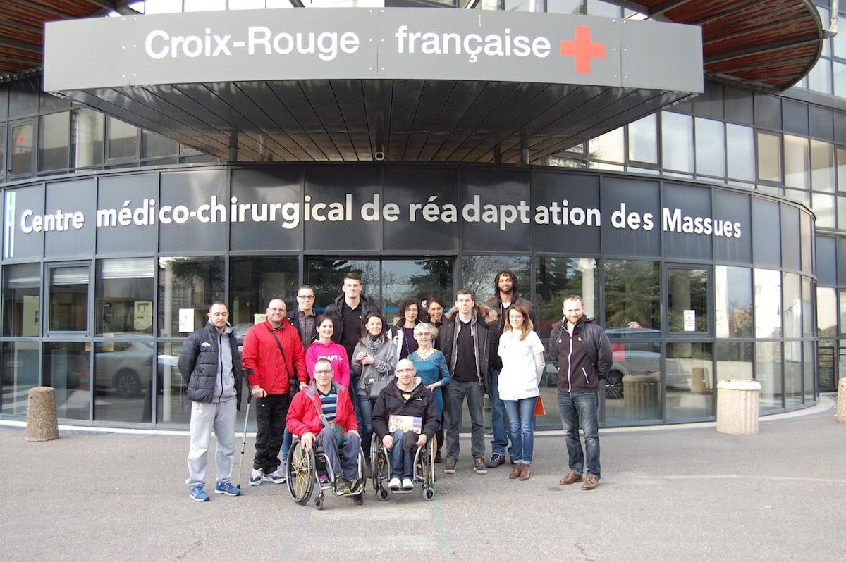 L'Asvel a signé un partenariat avec la Croix-Rouge pour aide les Massues