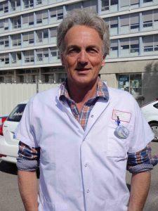 Olivier Revol, neuropsychiatre et pédopsychiatre lyonnais