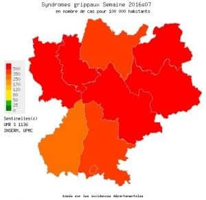 De Lyon à Grenoble, le virus de la grippe fait des ravages en Rhône-Alpes