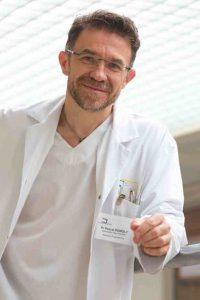 Pascal Demoly, allergologue et pneumologue