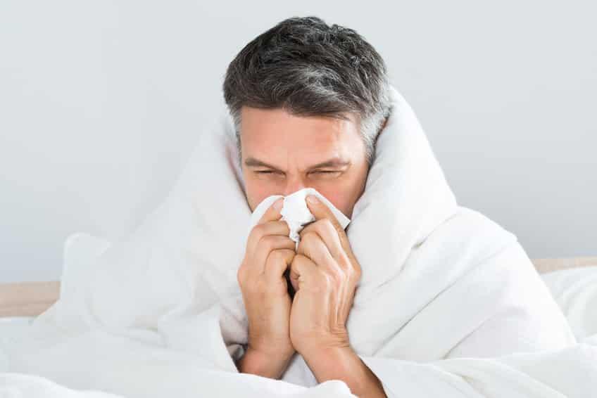 Le nombre de cas de grippe baisse en Rhône-Alpes