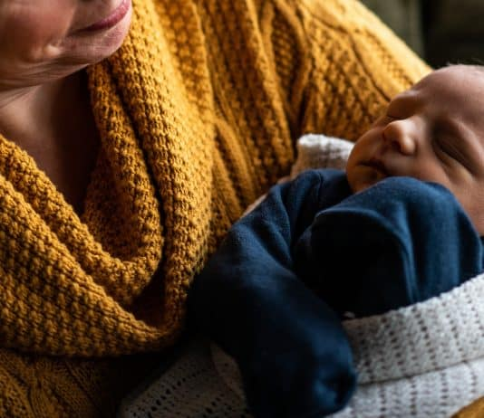 Bébé méningite