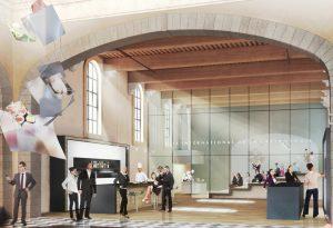 La Cité Internationale de la Gastronomie sera inaugurée en 2018