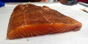 Le saumon gravlax donne de la saver à vos plats