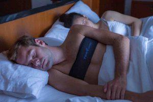 Dans le dos, une boule empêche de se retourner le dormeur la nuit