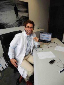 Un spécialiste de la chirurgie vasculaire