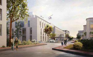 Des opérations jusqu'alors réalisées à Desgenettes seront transférées dans les nouveaux bâtiments de Desgenettes