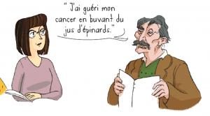 Cancer et humour pour lutter contre les idées fausses