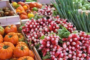 une alimentation saine et variée