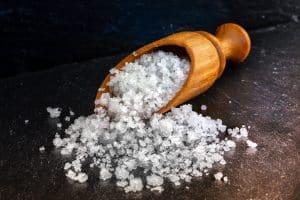 La nutrition exige un apport de sel, mais avec modération