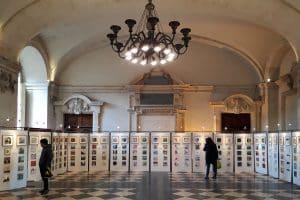 Tous les tableaux des 111 des Arts de Lyon sont vendus 111 euros