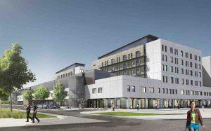 Le Médipôle Lyon-Villeurbanne a nécessité 150 millions d'euros d'investissement