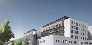 Le Médipôle, une structure hospitalière géante dans le Rhône