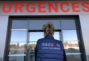 Le Médipôle Lyon-Villeurbanne dispose d'un service d'urgences
