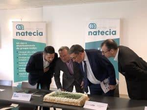 Dix ans pour Natecia à Lyon