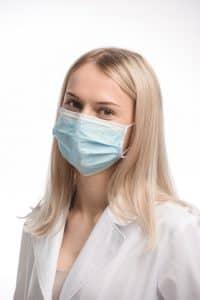 Masque coronavirus fake news