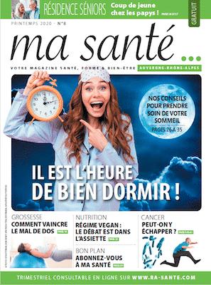 Mag Ma Santé n°8 printemps 2020