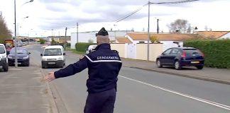 Confinement coronavirus contrôle police
