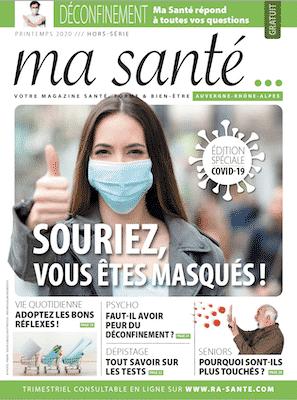 Magazine Ma Santé hors série spécial Covid-19 déconfinement